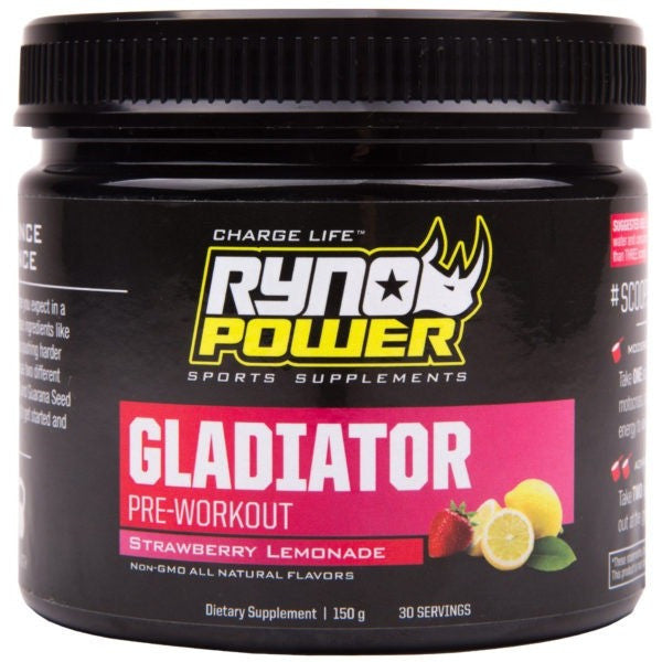 Ryno Power Gladiator Pre-Workout