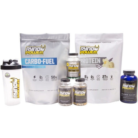Ryno Power Gold Medal Package Vanilla