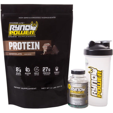 Ryno Power Lifestyle Stack Chocolate