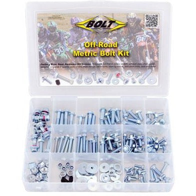 Bolt Metric Pro Pack Bolt Kit - ESB Motocross