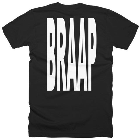 "Men's ""BRAAP"" Short Sleeve T-Shirt - ESB Motocross"