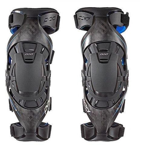 Pod MX K8 / Ultimate Knee Braces Pair - ESB Motocross