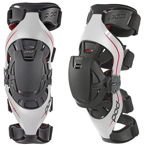 Pod MX K4 / Premium Knee Braces Pair - ESB Motocross