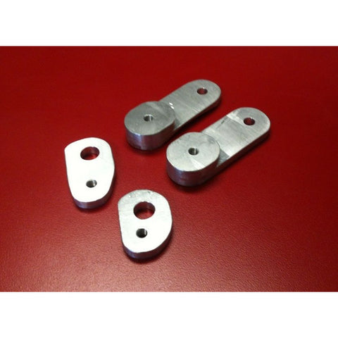 Honda CR Plastic Conversion Brackets - ESB Motocross