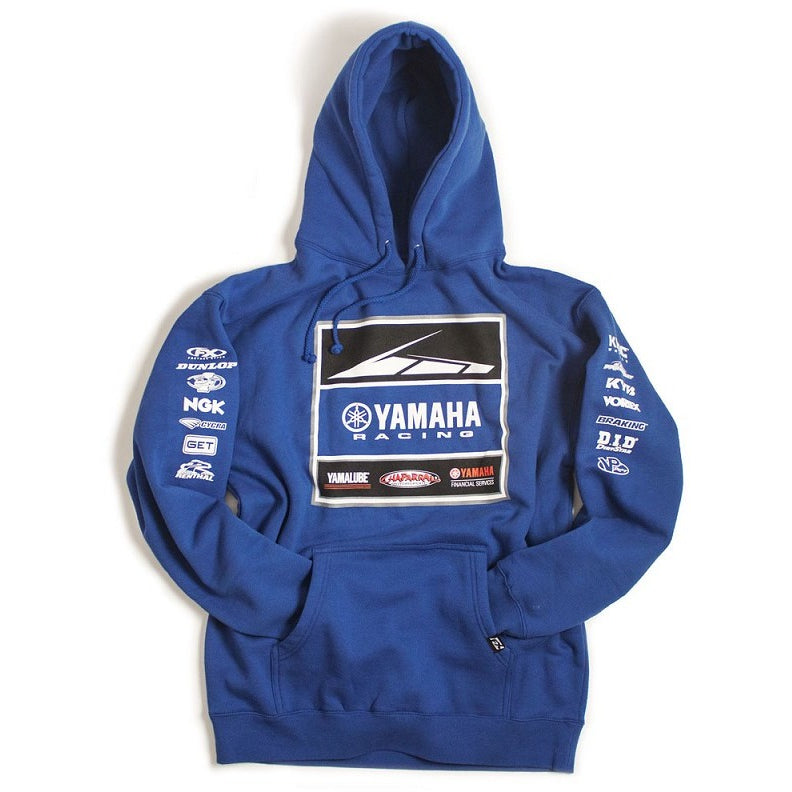 Factory Effex Yamaha Racing Team Pullover Hoodie