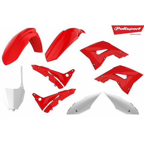 Polisport CR125/250 MX Restyle Kit 2002-2007