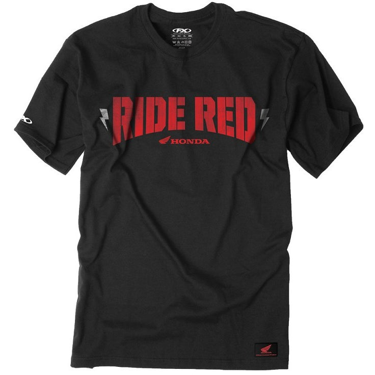 Factory Effex Honda Ride Red Bolt T-Shirt
