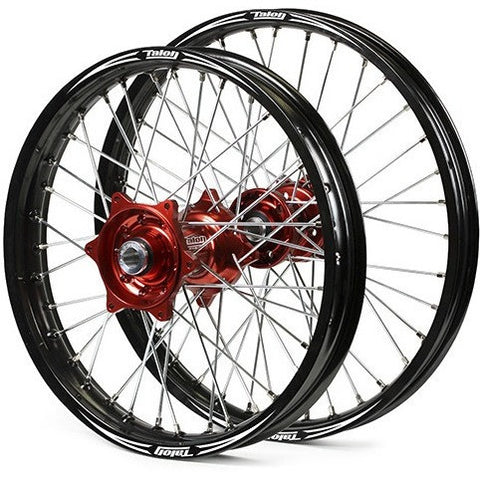 Talon EVO Front/Rear Wheel Set Suzuki