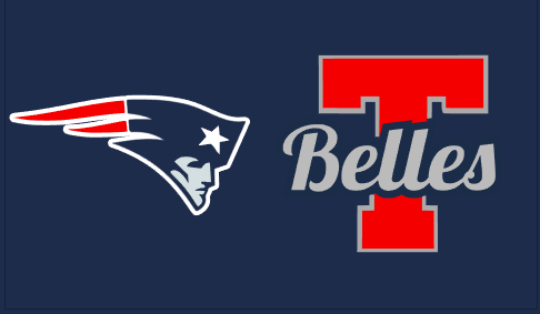 Patriots/Liberty Belles- up to 25% goes back to the TPBC!