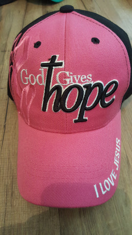God gives you hope