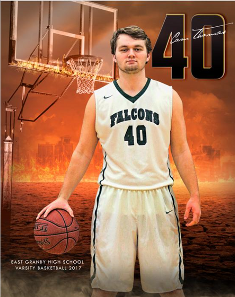 Basketball Photo Banner