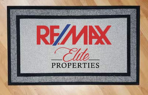 Custom LOGO Rugs - A Little Bit of Bling and More
