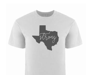 Texas Strong- FREE SHIPPING