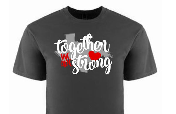Together we are strong-- FREE SHIPPING
