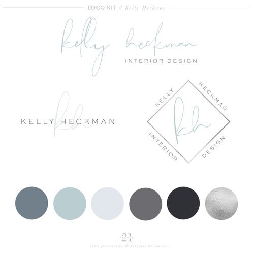 Logo Kit - Kelly Heckman
