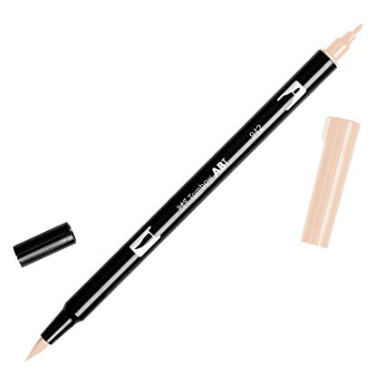 Tombow Dual Brush Pen - Tan 942
