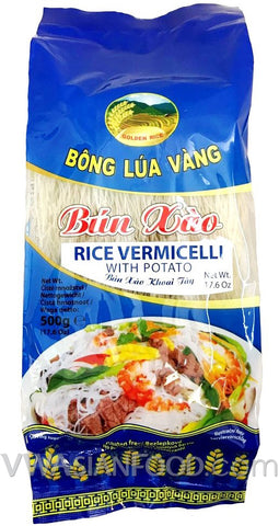 Golden Rice Rice Vermicelli with Potato, 17.6 oz (24-Count)