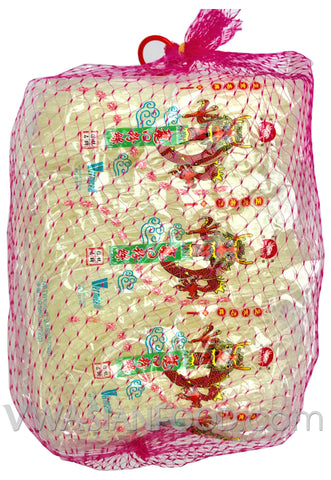 Winneram Bean Thread (Pink Net), 9.58 oz (50-Count)