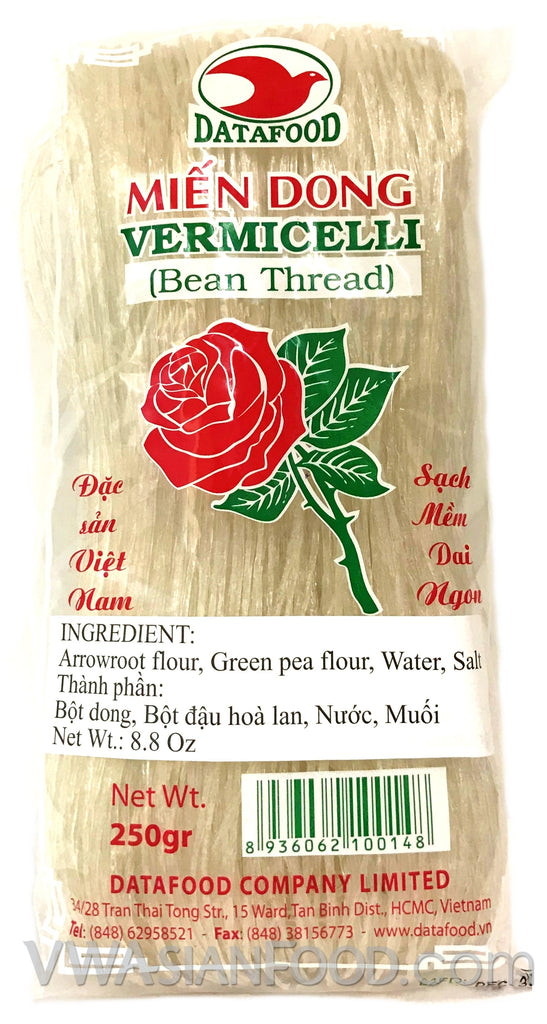 Datafood Bean Thread Vermicelli, 8.8 oz (40-Count)