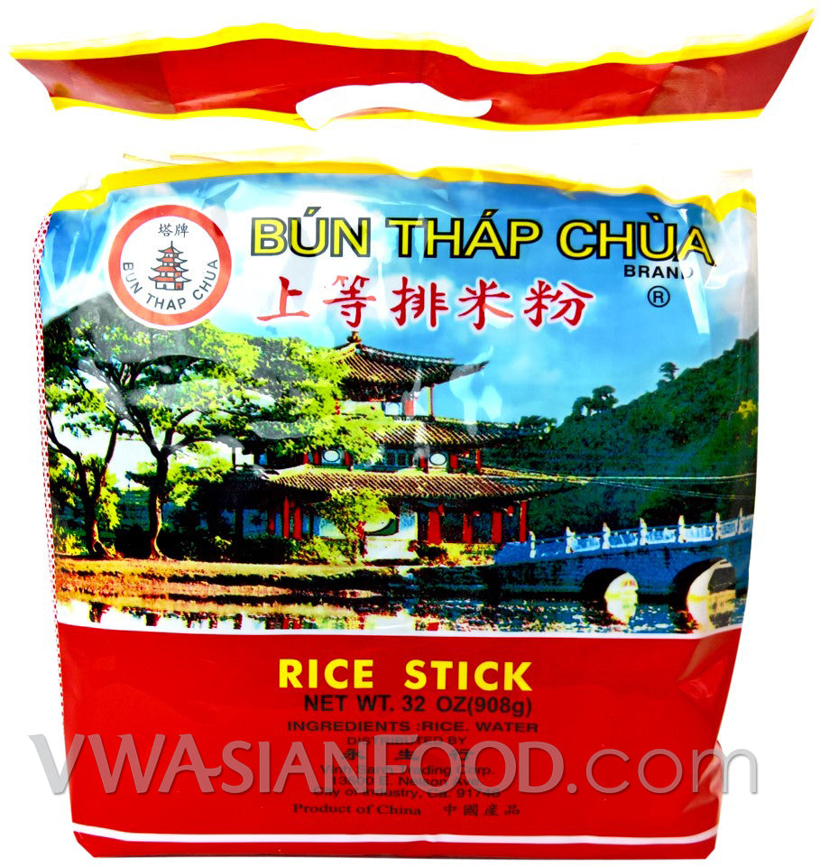 Bun Thap Chua Rice Stick, 32 oz (25-Count)
