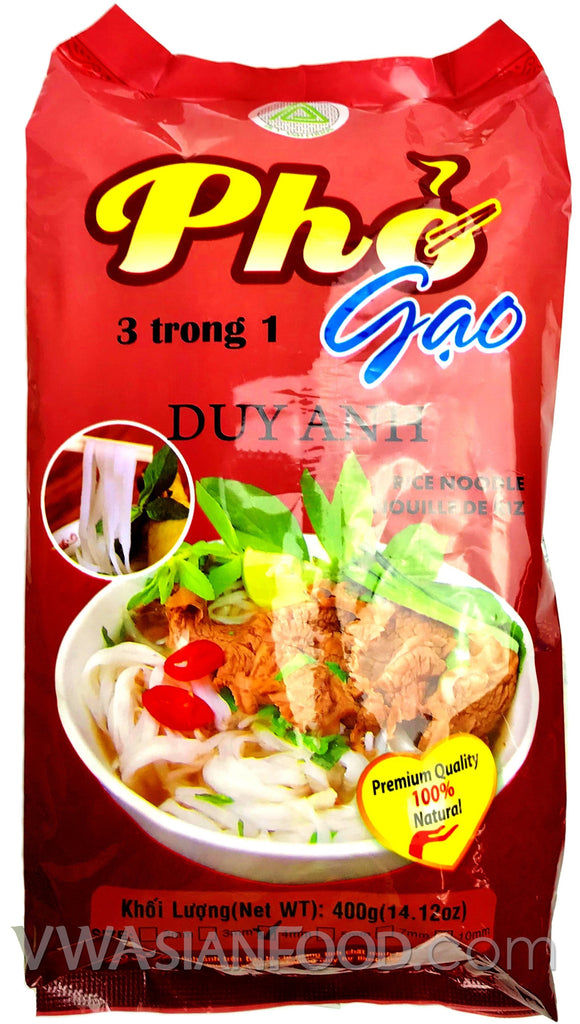 Duy Anh Pho Gao 3-in-1 Rice Noodle, 14 oz (30-Count)