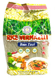 Golden Anchor Rice Vermicelli 1.2MM (Bún Tươi) 5 LB (6-Count)