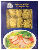 Vietnamese Lady Imitation Egg Noodle Dry Ramen Big (4mm), 14 oz (24-Count)