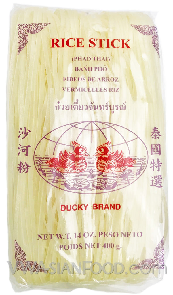 Ducky Rice Stick (Original 3mm), 14 oz (30-Count)