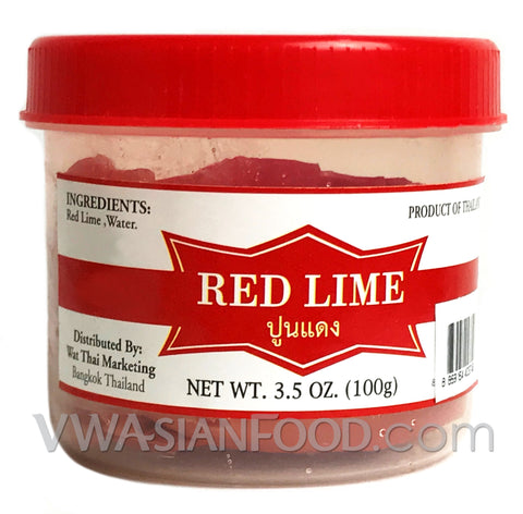Golden Anchor Red Lime Stone - Vôi Đỏ 3.5 oz (48-Count)