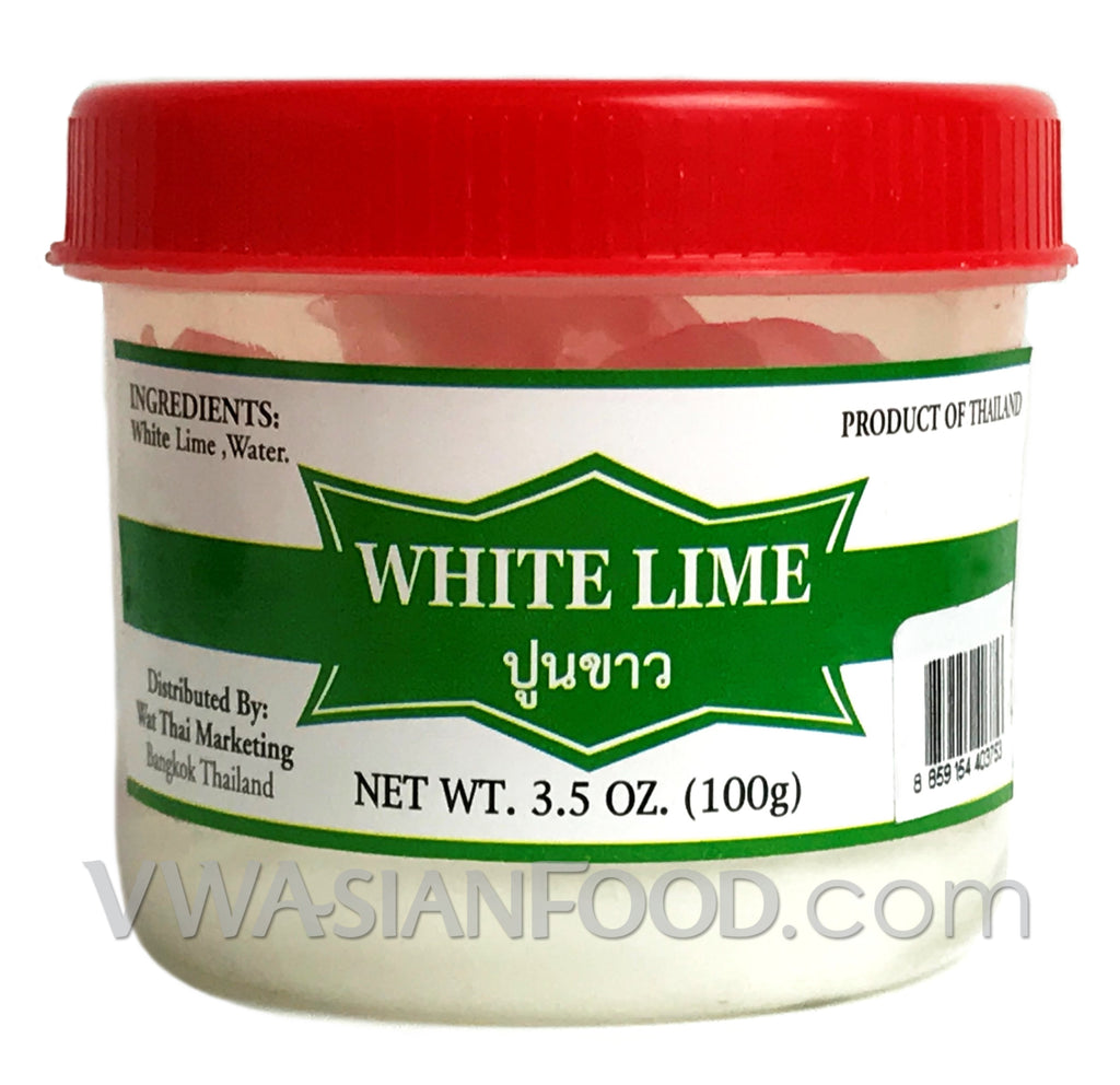 Golden Anchor White Lime Stone - Vôi Trắng 3.5 oz (48-Count)