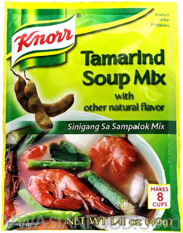 Knorr Tamarind Soup Base, 1.4 oz (144-Count)