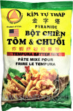 KTT Tempura Batter Mix (Bot Chien Tom & Chuoi), 12 oz (50-Count)