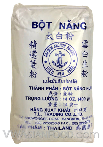 Golden Anchor Tapioca Starch Bot Nang, 14 oz (50-Count)