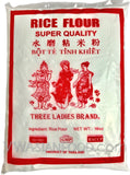 Three Ladies Rice Flour, 16 oz (24-Count)