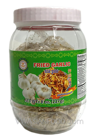 Golden Anchor Fried Garlic 8 oz (12-Count)