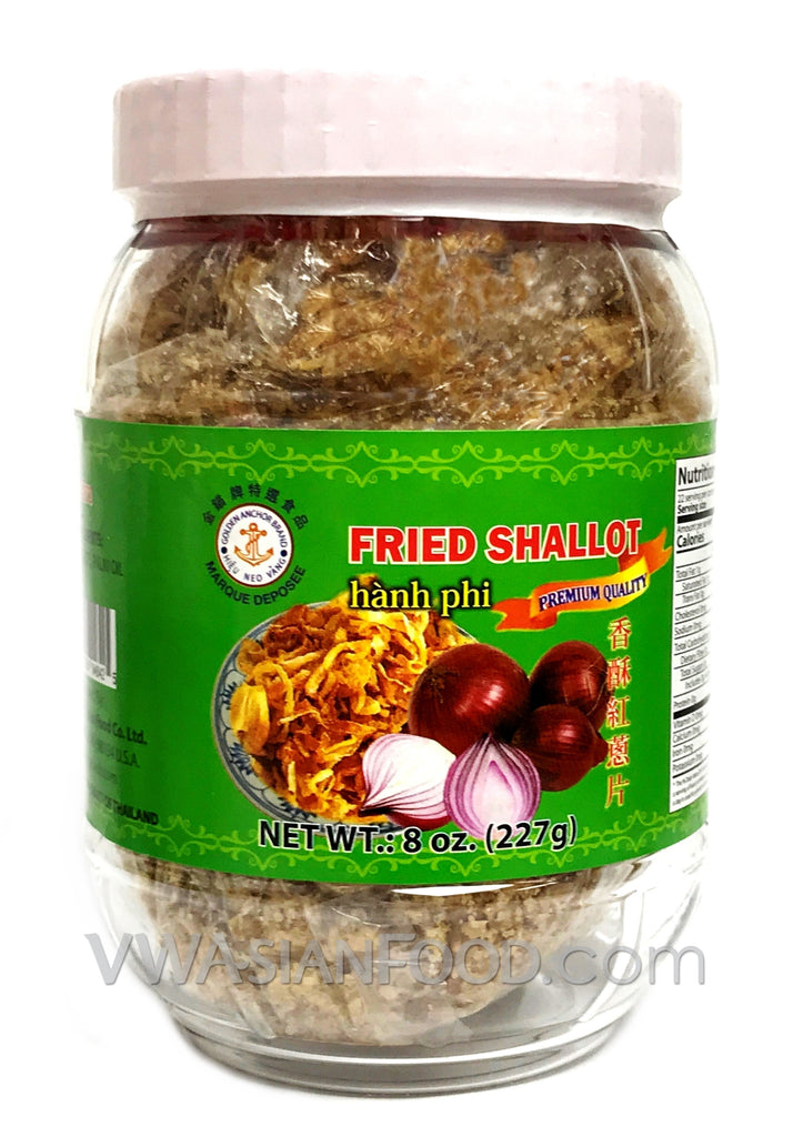 Golden Anchor Fried Shallot 8 oz (12-Count)