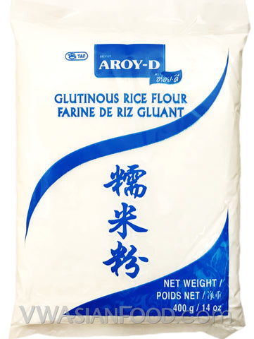 Aroy-D Glutinous Rice Flour 14 oz (20 - Count)