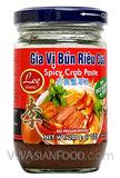 Lee Spicy Crab Paste, 7 oz (24-Count)