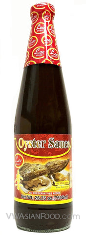 Lee Oyster Sauce, 26.75 oz (12-Count)