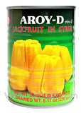 Aroy-D Jackfruit in Syrup, 20 oz (24-Count)
