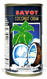 Savoy Coconut Cream Small, 5.6 oz (48-Count)