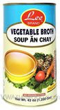 Lee Vegetable Broth (Soup An Chay), 42 oz (12-Count)