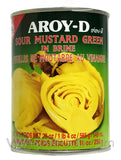 Aroy-D Sour Mustard Green, 20 oz (24-Count)