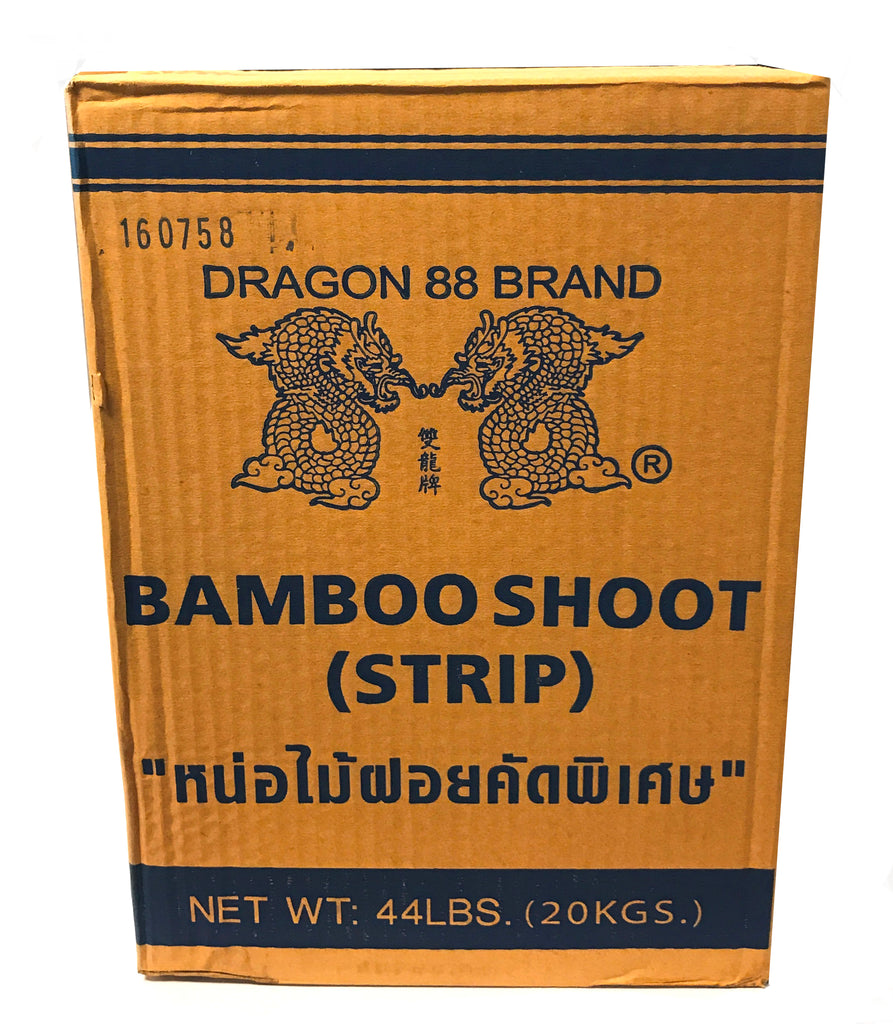 Dragon 88 Brand Bamboo Shoot (Strips), 44-Pounds (1-Count)