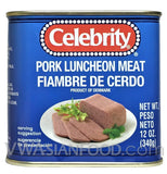 Celebrity Luncheon Meat, 12 oz (12-Count)