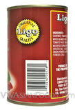 Ligo Sardines in Tomato Sauce Chili (Large), 15 oz (48-Count)