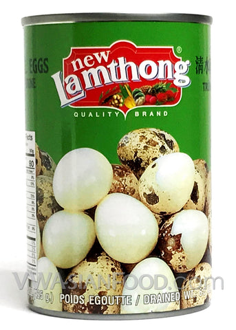 Lamthong Quail Eggs, 15 oz (24-Count)