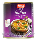 Yeo's Indian Curry Gravy (Mild) 10.6 oz (24-Count)