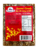 Vietnamese Lady Sesame Candy, 14 oz (50-Count)