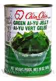 Chin Chin Green Ai-Yu Jelly, 19 oz (12-Count)